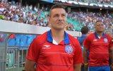 Hernane Brocador volta ao time