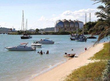 Polêmica na Baía de Aratu