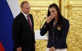 Isinbayeva fora da Olimpíada