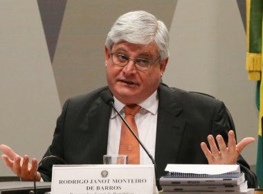 Rodrigo Janot nega