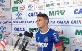 Tiago não enfrenta o Joinville