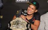 Amanda Nunes quer enfrentar Ronda