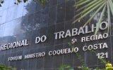 TRT-BA tem recorde em conciliações