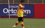Argel relaciona Cárdenas para o jogo