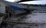 Instalações de Atenas são alerta para o Rio