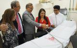 Reinauguração do Hospital Jorge Novis