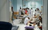 20 hospitais no Afeganistão fechados
