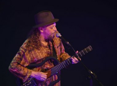 Giro: Geraldo Azevedo in concert