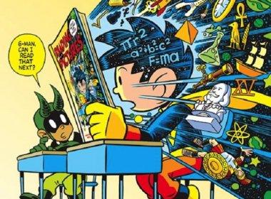 BN HQ: Pequeno Dicionário dos Quadrinhos de Super-Heróis (Parte 1)