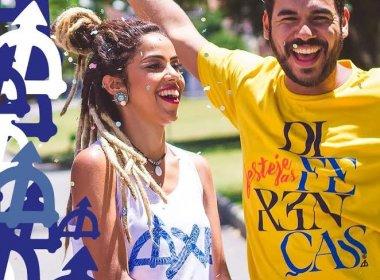 Giro: Araketu lança linha de camisetas em parceria com a Euzaria
