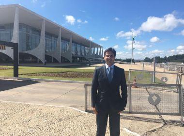 Giro: Claudio Cunha em Brasília