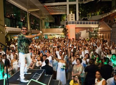 Giro: Virada concorrida no Yacht Clube da Bahia
