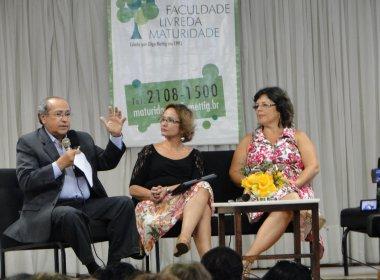 Coluna Social: Faculdade Olga Mettig recebe Heloísa Braga e Josecy Peixoto