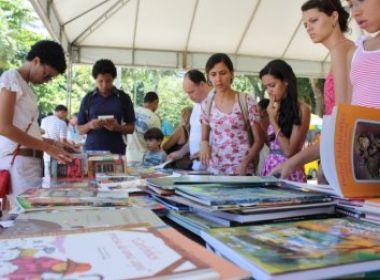 Segunda edição da Feira Mensal de Livros acontece neste domingo, no Campo Grande