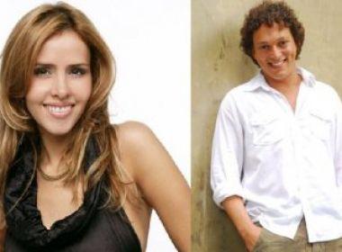Fábio Lago e Leona Cavalli interpretam Chimbinha e Joelma em 'Isso é Calypso'