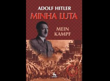Desembargadora nega habeas corpus de editora e livro de Hitler segue proibido