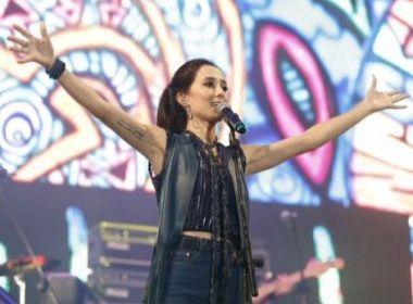 Marjorie Estiano vai substituir Pitty em show 'Nivea Viva Rock' em Salvador