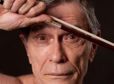 Jorge Mautner encerra projeto Bahias Intemporais com show no Solar Boa Vista