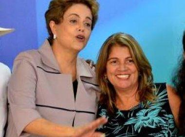 Após Temer cortar vale-alimentação, atriz convoca militância para levar comida para Dilma