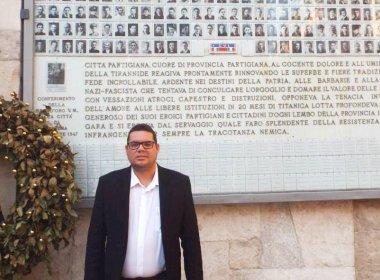 Escritor baiano é convidado para eventos literários em Roma e Angola