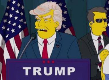 'Os Simpsons': Vitória de Trump à presidência dos EUA foi 'prevista' em episódio há 16 anos