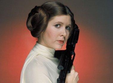 Morre aos 60 anos a atriz Carrie Fisher, a princesa Leia de 'Star Wars'