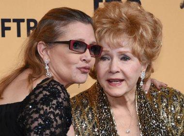 Atriz Debbie Reynolds morre aos 84 anos um dia depois da morte da filha, Carrie Fisher