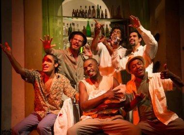 Espetáculo 'Compadre de Ogum' faz temporada no Espaço Cultural da Barroquinha