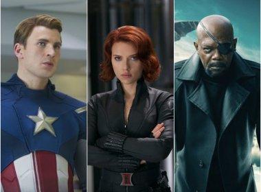 Samuel L. Jackson, Scarlett Johansson e Chris Evans apresentarão Oscar 2017