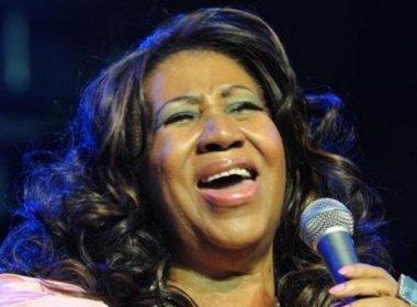 Ícone da música negra, Aretha Franklin anuncia aposentadoria aos 74 anos