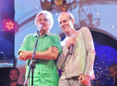 Caetano, Ney e Djavan reagem contra ausência de 'marchinhas incorretas' no carnaval
