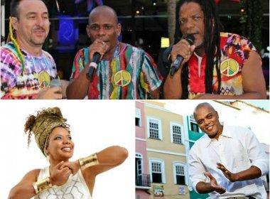 Bloco Olodum receberá Margareth Menezes e Pierre Onassis no Carnaval