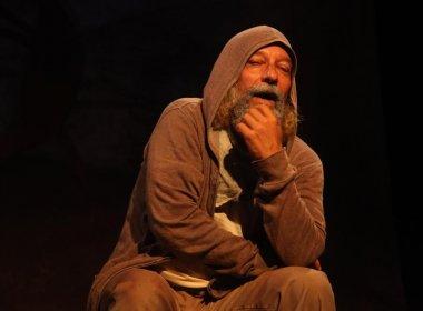 Monólogo 'Godó, o Mensageiro do Vale' estreia no Teatro Castro Alves