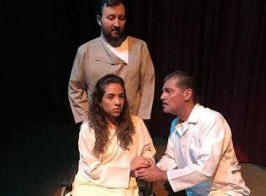 Baseado na obra de Chico Xavier, peça 'Nosso Lar' faz duas sessões no Teatro Jorge Amado