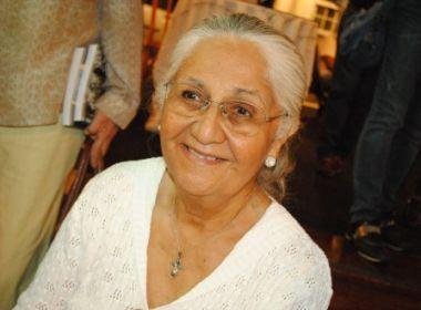Mabel Velloso é a homenageada em evento do Teatro Griô neste sábado no Icba