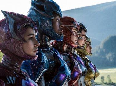 Por conta do novo filme, Netflix disponibiliza todas temporadas de 'Power Rangers'