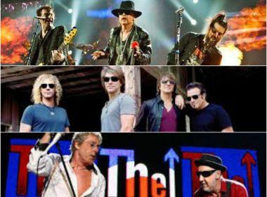 The Who, Guns N' Roses e Bon Jovi serão atrações de festival em São Paulo