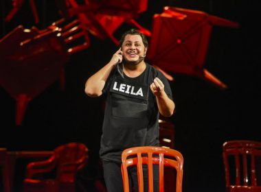 'Desesperados': Espetáculo com Marcus Majella abre sessão extra neste sábado