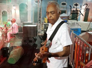 Gilberto Gil será tema de escola de samba paulista no carnaval de 2018
