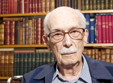 Crítico literário e sociólogo Antonio Candido morre aos 98 anos