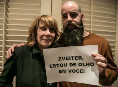 'Fora, Temer': Artistas se unem em campanha para pressionar Sérgio Zveiter