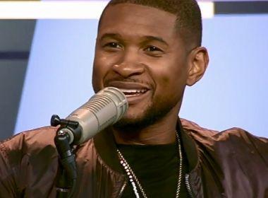 Usher fecha acordo milionário após passar DST para uma mulher, diz site