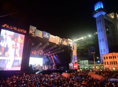 Neto sanciona lei que determina percentual de artistas locais e regionais em eventos de SSA