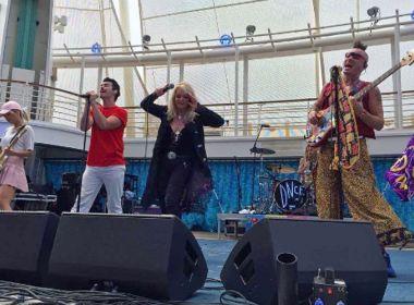 'Total Eclipse of the Heart': Show durante eclipse aumenta busca por música em 500%