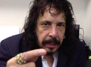 Benito di Paula se indigna com paródia feita por Marun: 'Isso não é música de político'