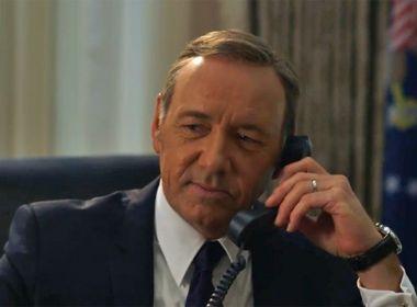 Após acusações de assédio, Kevin Spacey é suspenso e sairá de 'House Of Cards'