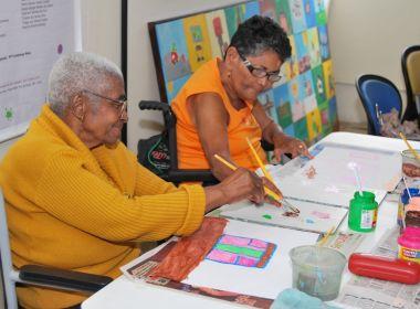 Fundação José Silveira realiza mostra de arte com obras dos pacientes do IBR