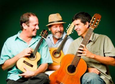 Trio Brasileiro é indicado ao Grammy 2018
