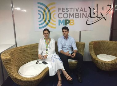 Governo da Bahia investe R$ 900 mil no Festival Combina MPB