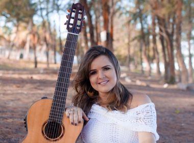 Rose Azevedo apresenta 'O Lado Bom' pela primeira vez em Salvador e Valença